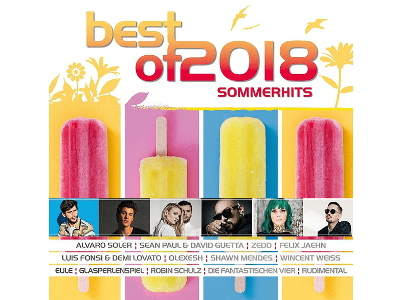 VARIOUS - Best Of 2018 - Sommerhits [CD]