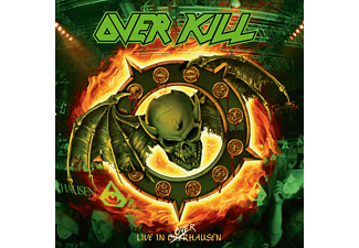 Overkill - Live in Overhausen - (CD + DVD Video)