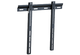 "Soporte TV - Vivanco 37971, Fijo, 55"", Negro"