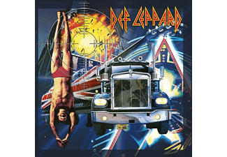 "Def Leppard - The Vinyl Box Set: Volume One (Ltd.8 LP+7"" Set) - (Vinyl)"