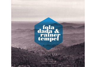 Dada,Fola & Tempel,Rainer - Boston,MA - (CD)