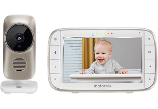 MOTOROLA MBP845CONNECT - Babyphone (Gold)