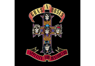 Guns N' Roses - Appetite For Destruction - (CD)