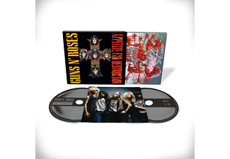 Guns N' Roses - Appetite For Destruction 2CD Deluxe Edition (Limited Edition) - (CD)