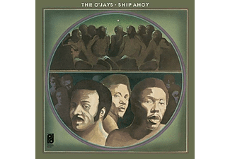 The O'Jays - Ship Ahoy - (Vinyl)