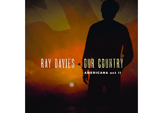 Ray Davies - Our Country: Americana Act 2 - (Vinyl)