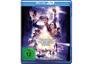 Ready Player One Science Fiction Blu-ray 3D
