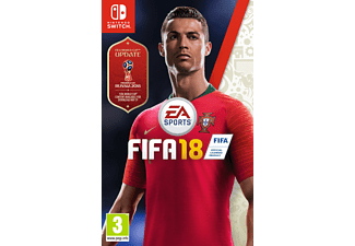 FIFA 18 FR/NL Switch
