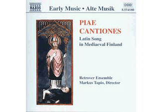 * - Piae Cantiones - (CD)