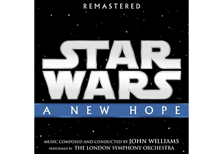 Star Wars: A New Hope CD