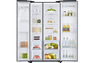 SAMSUNG RS6GN8222S9/EG Side-by-Side (259 kWh/Jahr, A+++, 1780 mm hoch, Edelstahl)