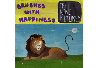 The Wave Pictures - Brushes With Happiness - (CD)