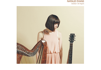 Natalie Evans - Better At Night [CD]