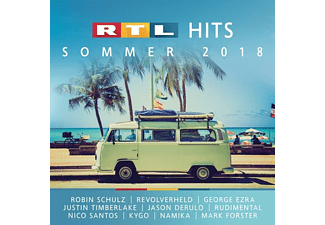 VARIOUS - RTL HITS Sommer 2018 - (CD)