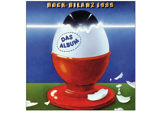 VARIOUS - Rock-Bilanz 1985 - (CD)