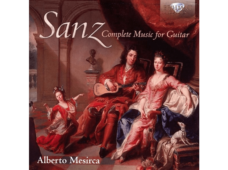 Alberto Mesirca - Complete Music For Guitar [CD]