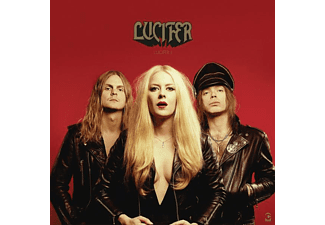 Lucifer - Lucifer II - (LP + Bonus-CD)