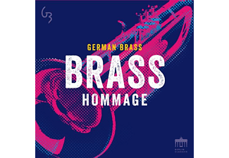 German Brass - Brass Hommage - (CD)