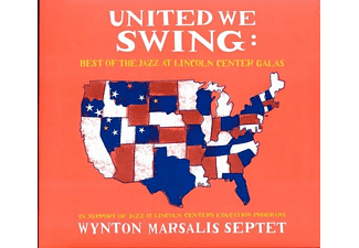 Wynton Marsalis Septet - United We Swing: Best of the Jazz at Lincoln Cente - (Vinyl)