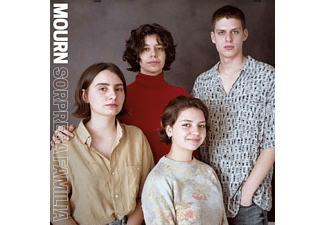 Mourn - Sorpresa Familia - (LP + Download)