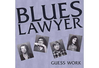 Blues Lawyer - Guess Work - (Vinyl)
