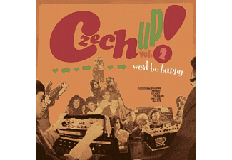 Various (we'd Be Happy) - Czech Up! Vol.2: We'd Be Happy - (CD)