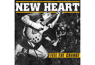 New Heart - Feel The Change - (LP + Download)