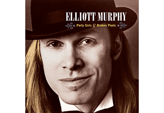 Elliott Murphy - Party Girls & Broken Poets - (LP + Download)