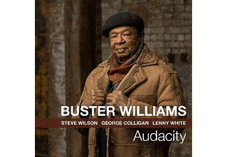 Buster Williams - Audacity - (CD)