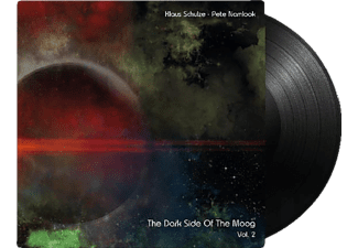 Schulze,Klaus/Namlook,P. - Dark Side Of The Moog Vol.2 - (Vinyl)