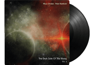 Klaus Schulze, Pete Namlook - Dark Side Of The Moog Vol.1 - (Vinyl)