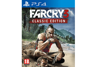 Far Cry 3 HD Remastered PlayStation 4