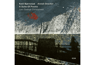 Ketil Bjornstad - A Suite of Poems (CD)