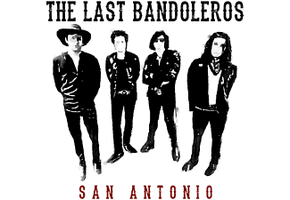 The Last Bandoleros - San Antonio - (CD)