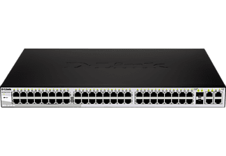 D-LINK 52-Port Layer2, Smart Switch
