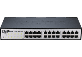 D-LINK 24-Port Layer2, Smart Switch