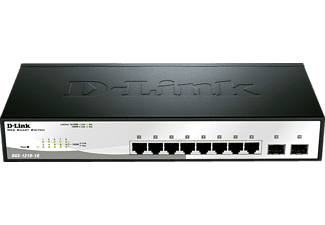 D-LINK 10-Port Layer2 Smart Managed, Smart Switch