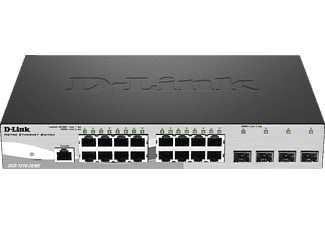 D-LINK 20-Port Layer2, Smart Switch