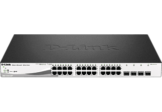 D-LINK 28-Port Layer2 PoE, Smart Switch