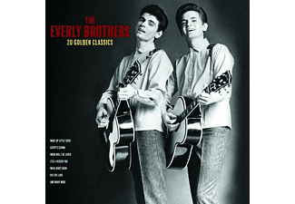 The Everly Brothers - 20 Golden Classics - (Vinyl)