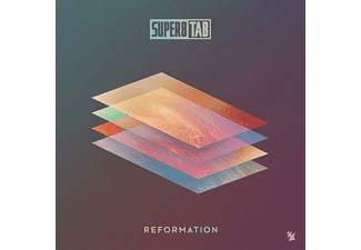 Super8 & Tab - Reformation - (CD)