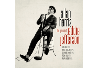 Allan Harris - The Genius Of Eddie Jefferson - (CD)