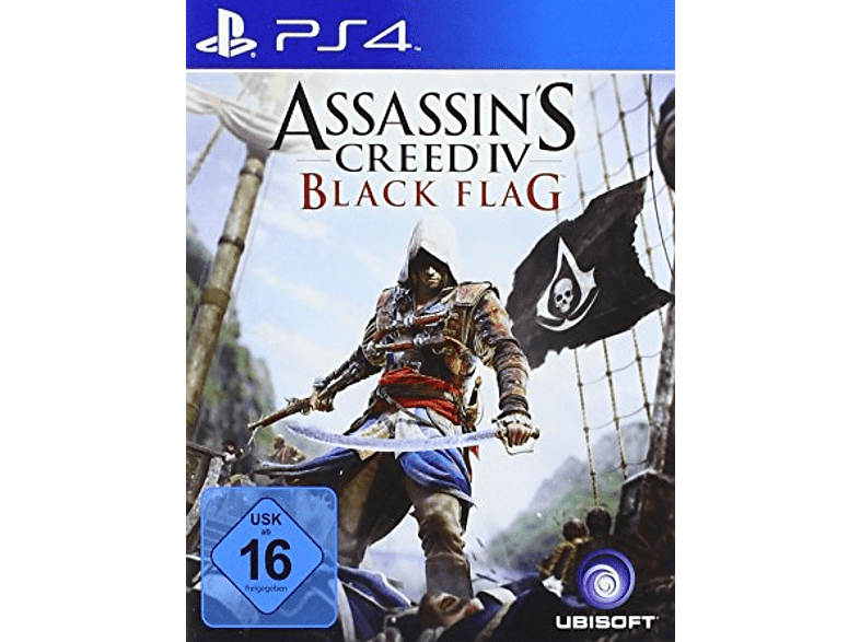 Assassins Creed IV Black Flag PS4 Oyun
