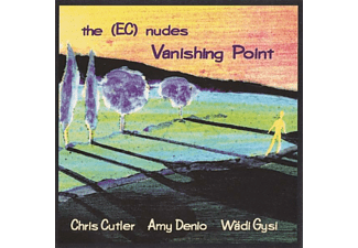 The (EC) Nudes - VANISHING POINT - (CD)