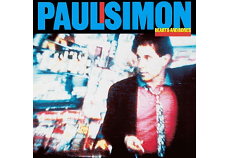 Paul Simon - Hearts and Bones - (Vinyl)