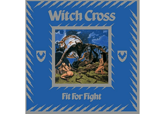 Witch Cross - Fit For Fight (Ltd.Silver Vinyl+Poster) - (Vinyl)