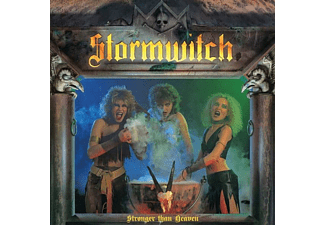 Stormwitch - Stronger Than Heaven (Ltd.Royal Blue Vinyl) - (Vinyl)
