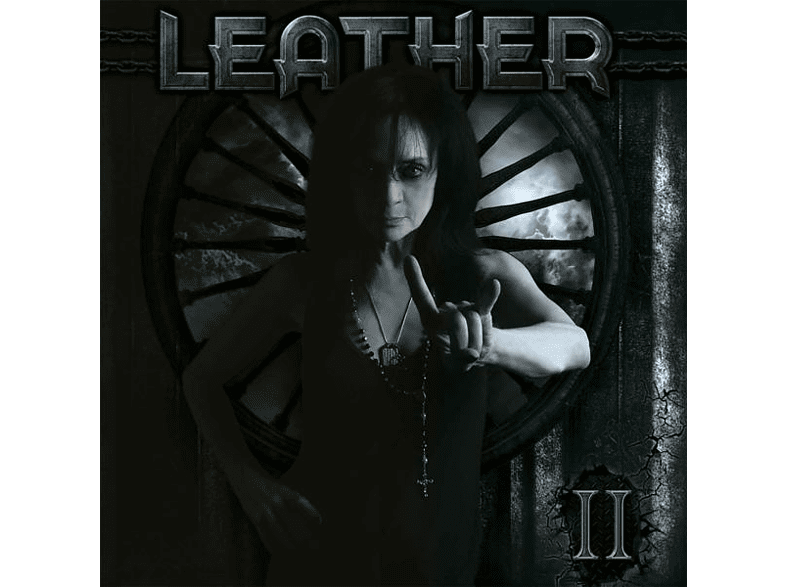 Leather - II (Ltd.Blood-Red Vinyl) [Vinyl]