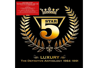 Five Star - Five Star Luxury-Definitive Anthology 1984-1991 - (CD)
