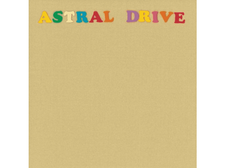 Astral Drive - Astral Drive [CD]